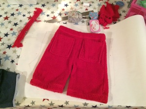 Towelling Beach Shorts