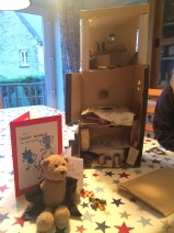 Cards and presents